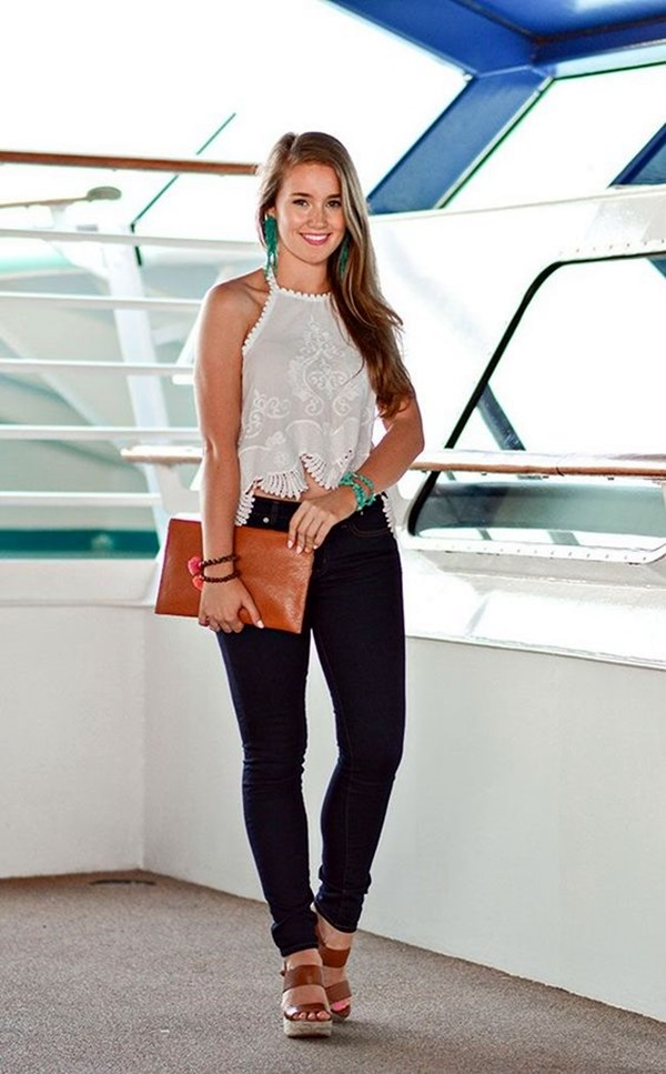 Preppy Outfits and Fashion Ideas (16)