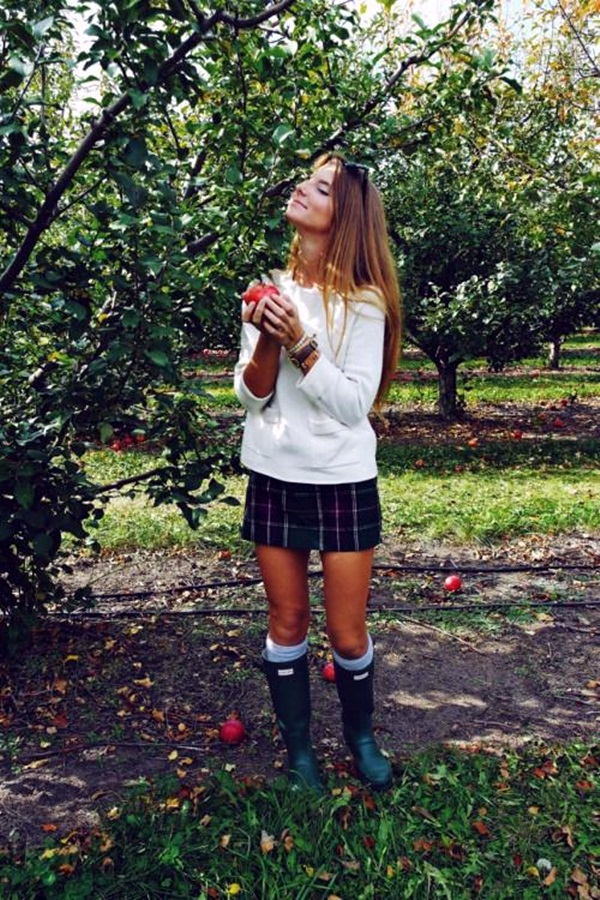 Preppy Outfits and Fashion Ideas (17)