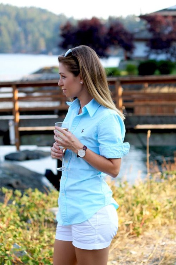 Preppy Outfits and Fashion Ideas (2)