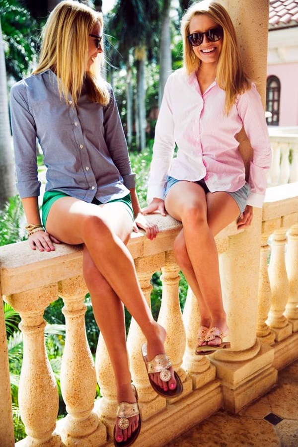 Preppy Outfits and Fashion Ideas (21)