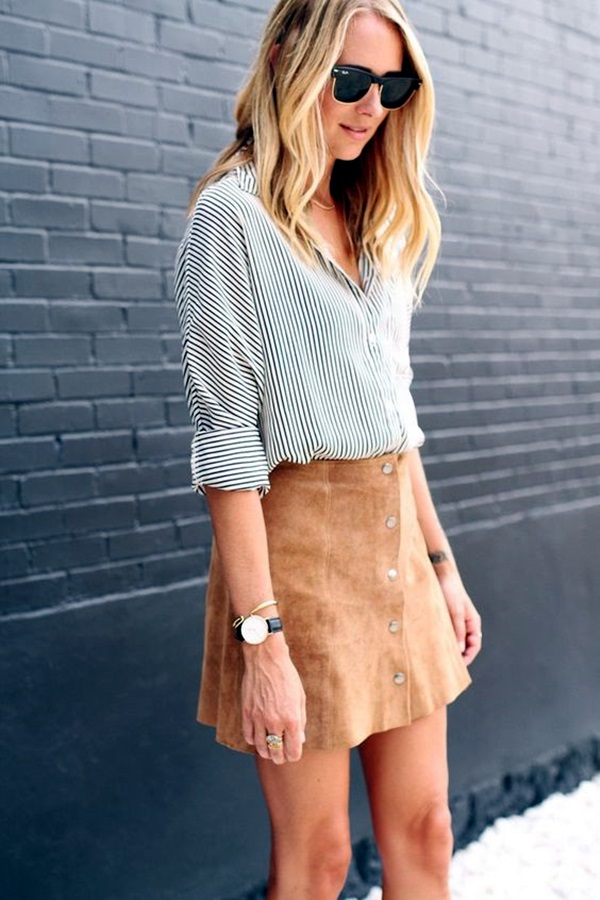 Preppy Outfits and Fashion Ideas (22)
