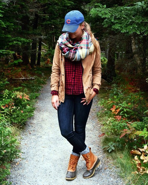 Preppy Outfits and Fashion Ideas (24)