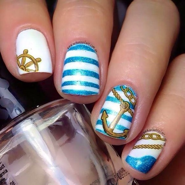 Summer Nail Art Designs and Colors (2)