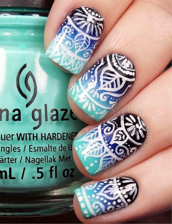 Summer Nail Art Designs and Colors (20)