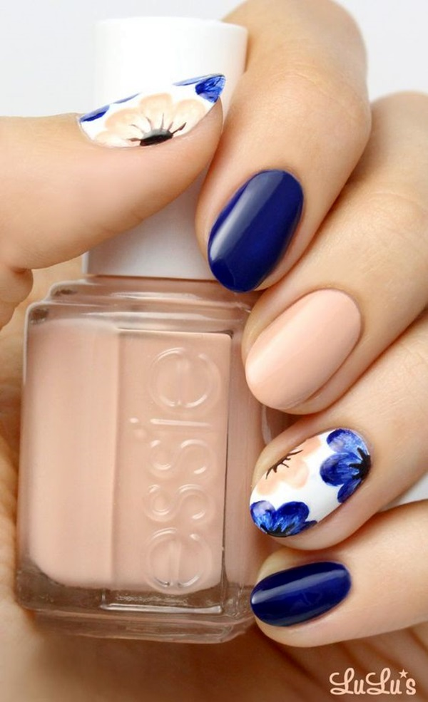 Summer Nail Art Designs and Colors (22)