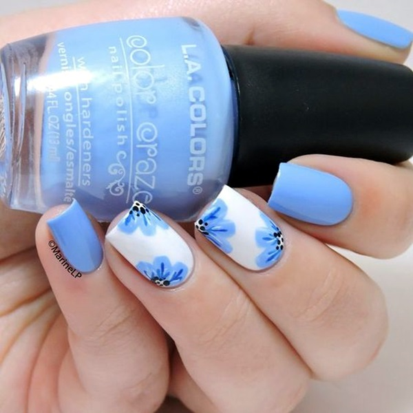Summer Nail Art Designs and Colors (24)
