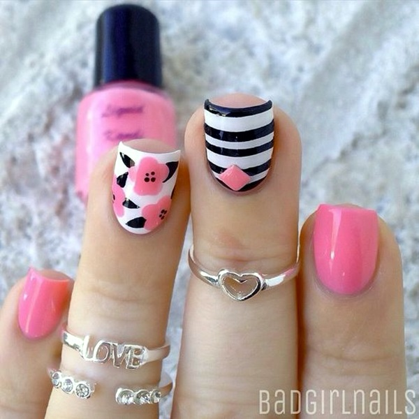 Summer Nail Art Designs and Colors (7)