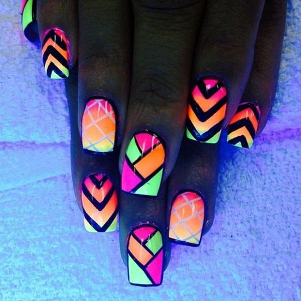 Summer Nail Art Designs and Colors (9)