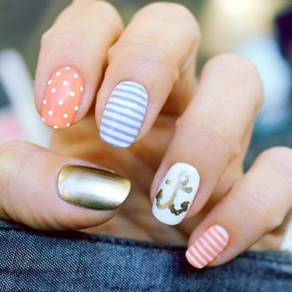 Summer Nail Art Designs and Colors00002
