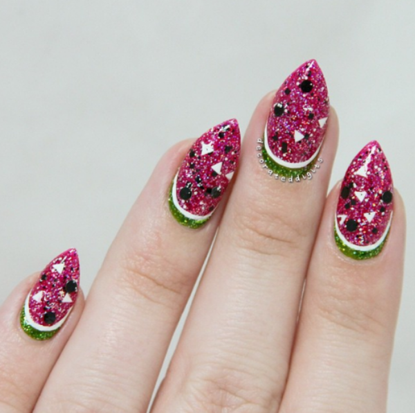 Summer Nail Art Designs and Colors00003
