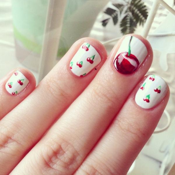Summer Nail Art Designs and Colors00004
