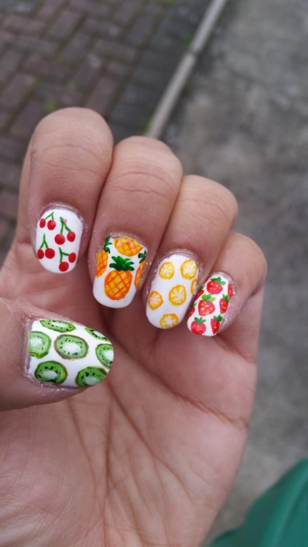 Summer Nail Art Designs and Colors00005