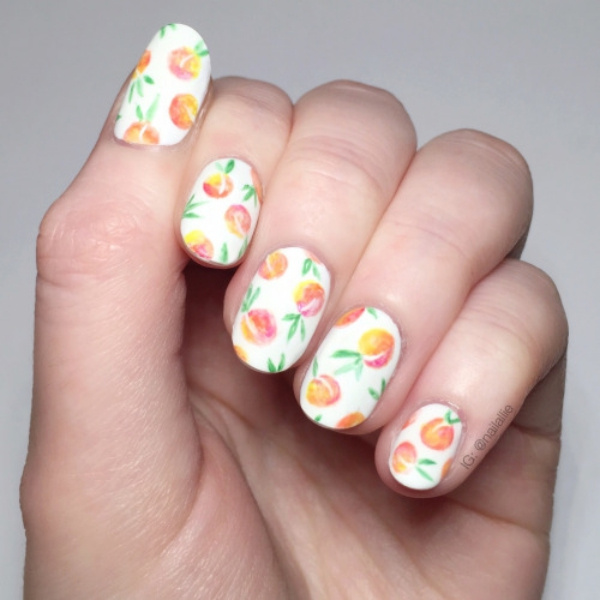 Summer Nail Art Designs and Colors00007
