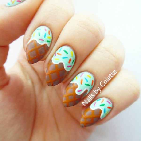 Summer Nail Art Designs and Colors00009