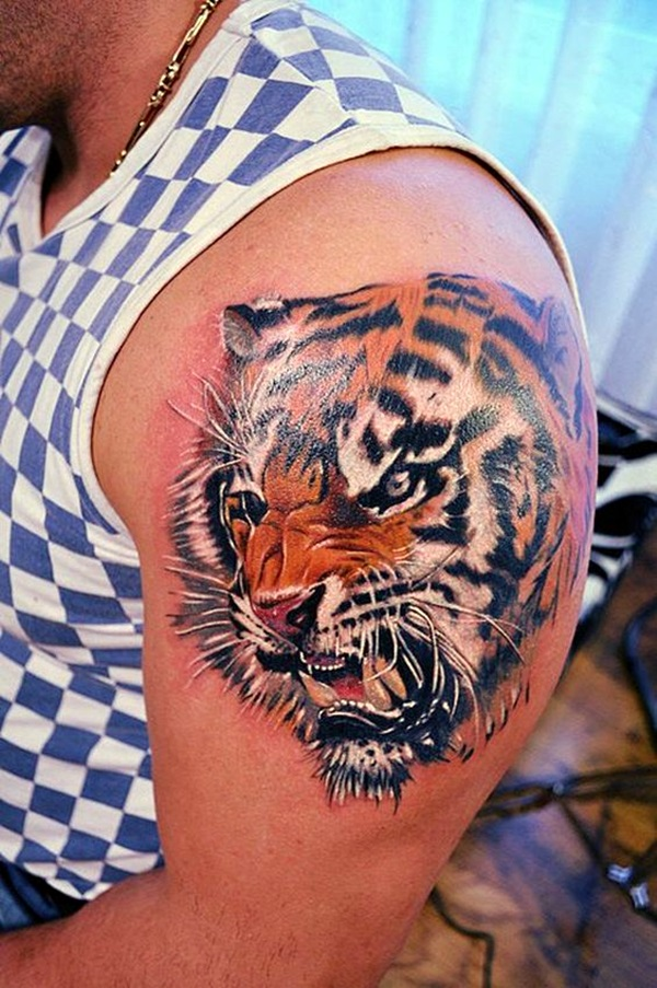 Tiger Tattoo Designs (1)