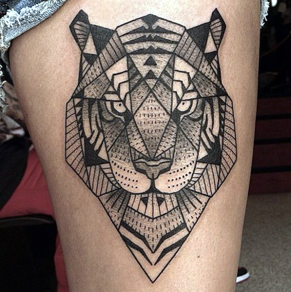 Tiger Tattoo Designs (15)