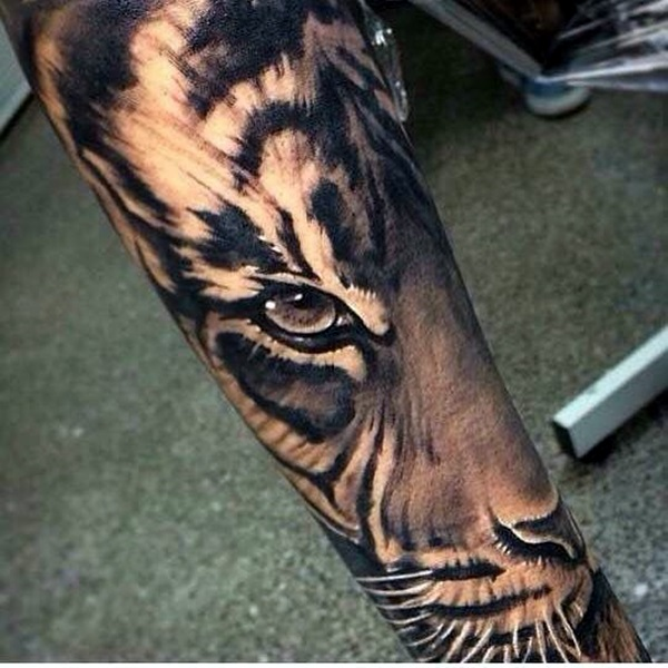 Tiger Tattoo Designs (4)
