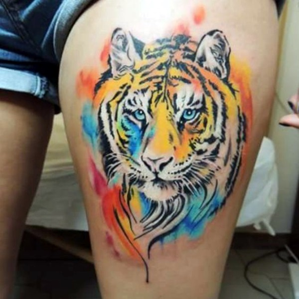 Tiger Tattoo Designs (7)
