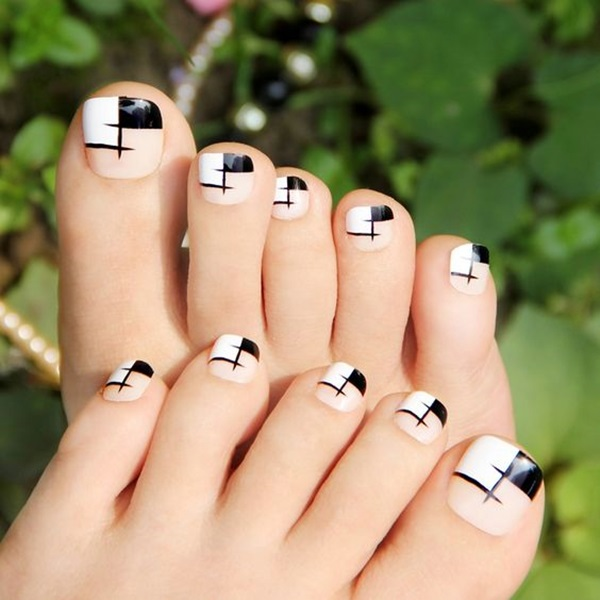 45 Cute Toe Nail Designs And Ideas Fashion Enzyme