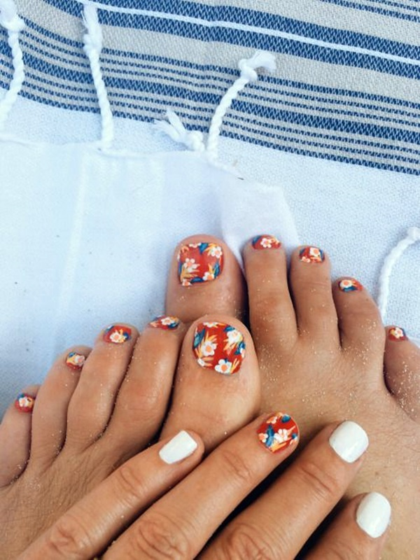 Toe Nail designs (16)