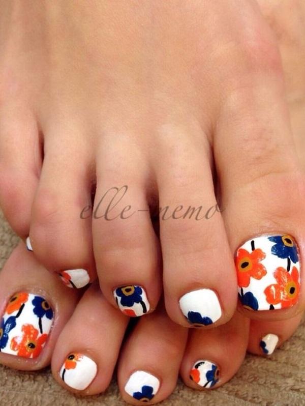 Toe Nail designs (4)