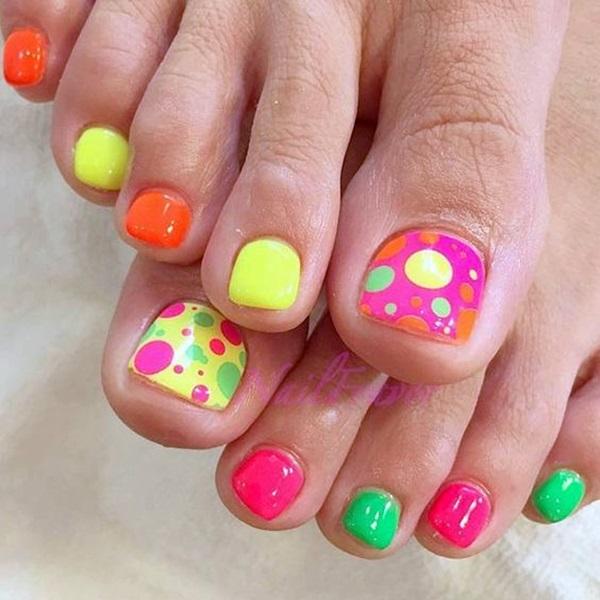 Toe Nail designs (7)