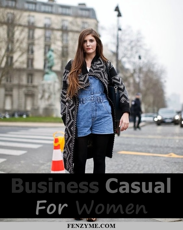 Business Casual For Women (1)