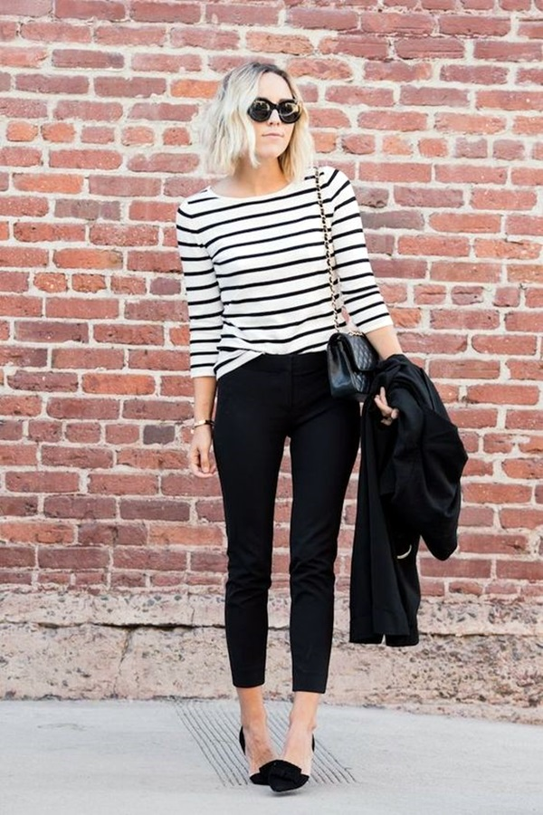 Cute Skinny Black Jeans Outfit (11)