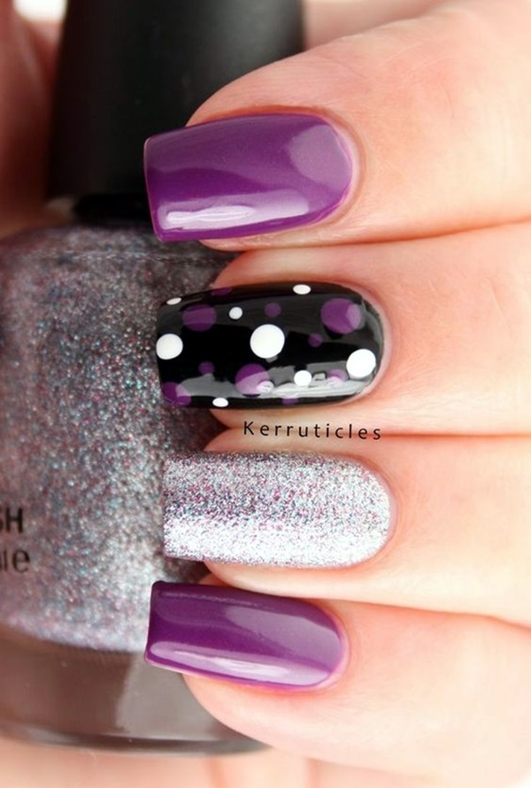 Different Nail Polish Designs and Ideas (11)
