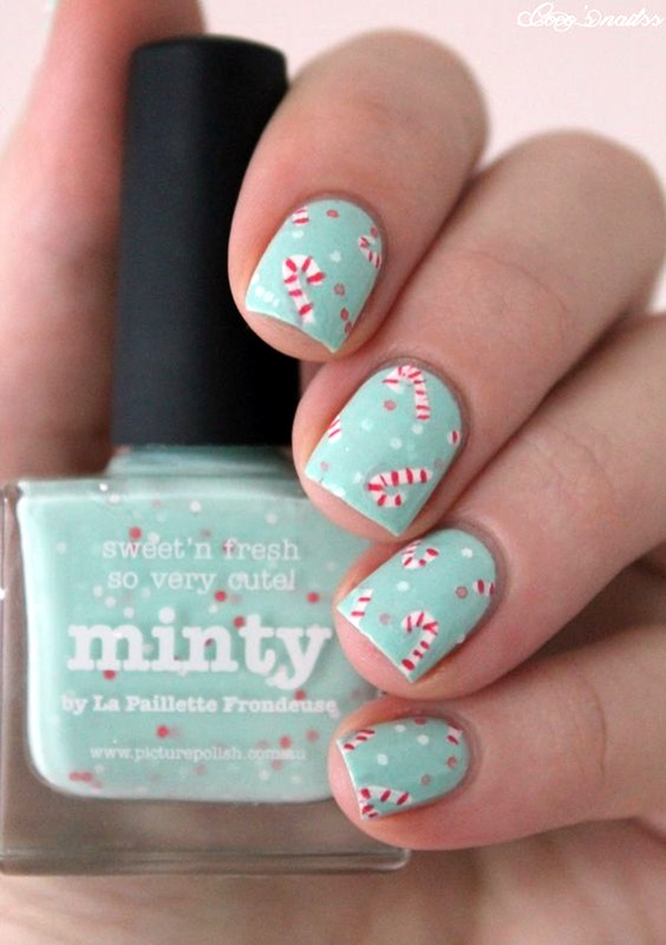 Different Nail Polish Designs and Ideas (18)