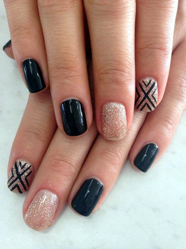 Different Nail Polish Designs and Ideas (21)