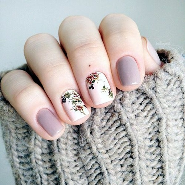 Different Nail Polish Designs and Ideas (22)