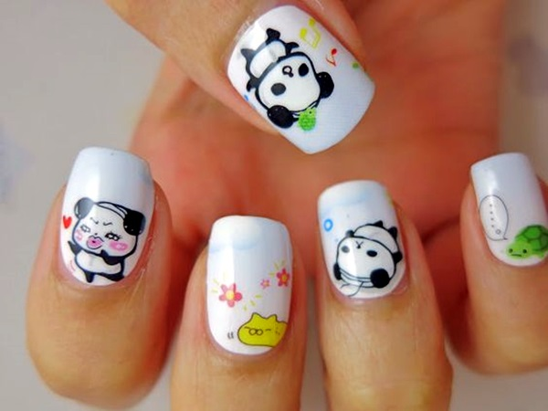 Different Nail Polish Designs and Ideas (5)