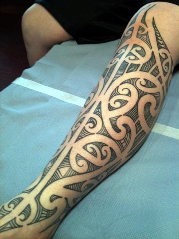 Hawaiian Tattoos Designs (10)