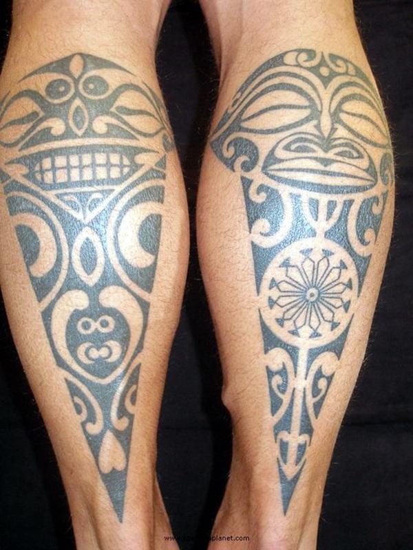 Hawaiian Tattoos Designs (16)