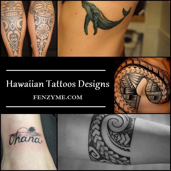 Hawaiian Tattoos Designs (18)