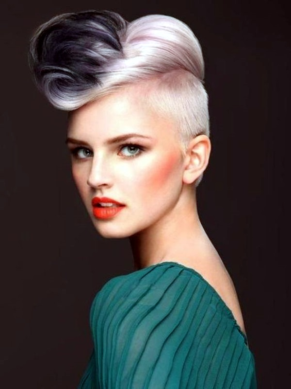 Mohawk Hairstyles for Women (14)
