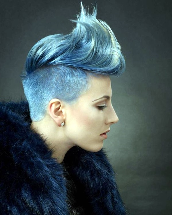 Mohawk Hairstyles for Women (15)