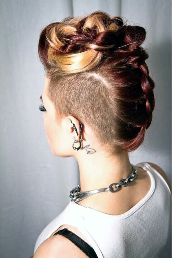 Mohawk Hairstyles for Women (4)