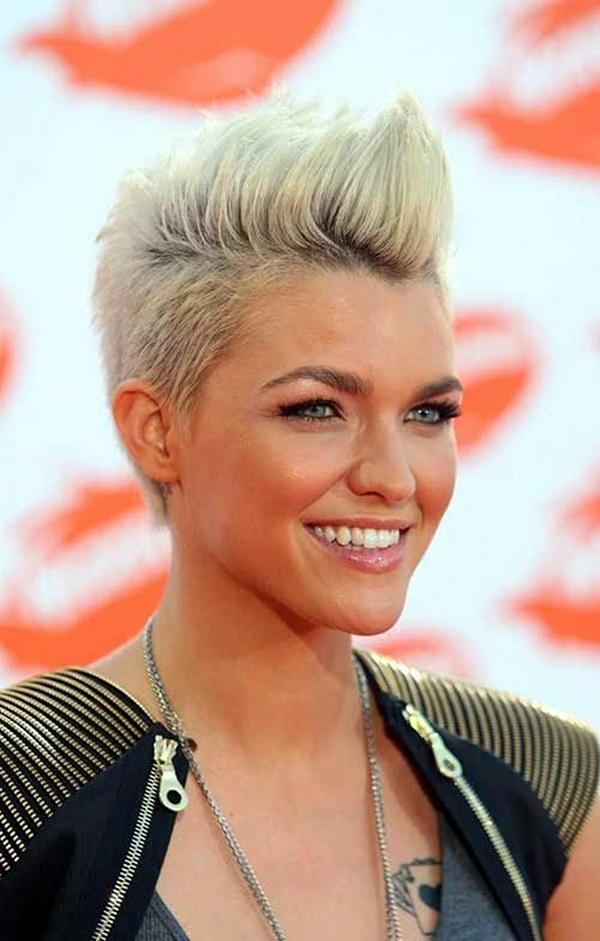 Mohawk Hairstyles for Women (5)