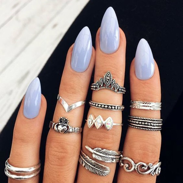 Nails Designs 2016 Pointy