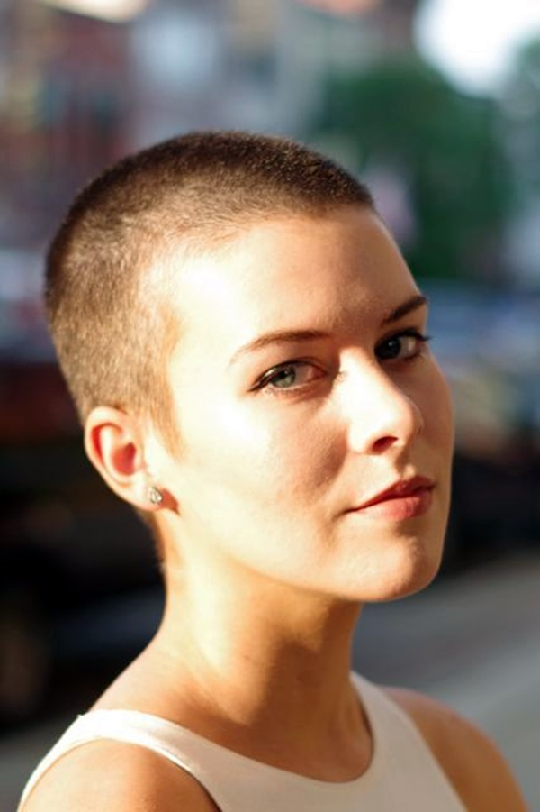 Shaved Hairstyles for Women (1)