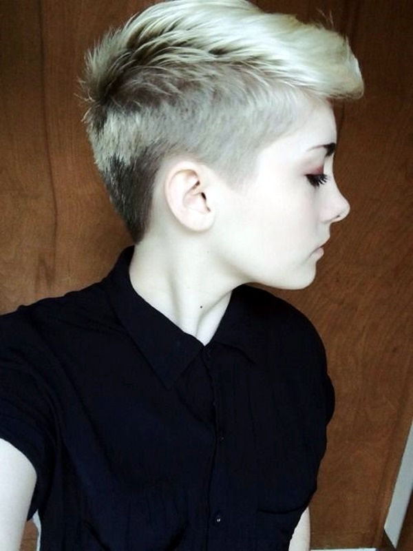 Shaved Hairstyles for Women (12)