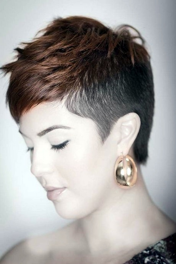 Shaved Hairstyles for Women (15)