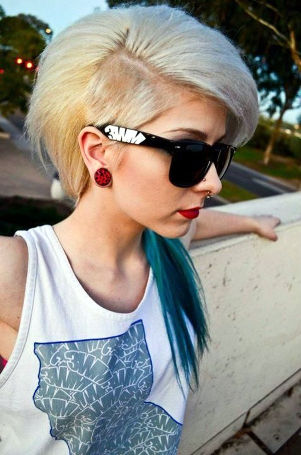 Shaved Hairstyles for Women (2)