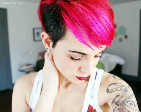 Shaved Hairstyles for Women (3)