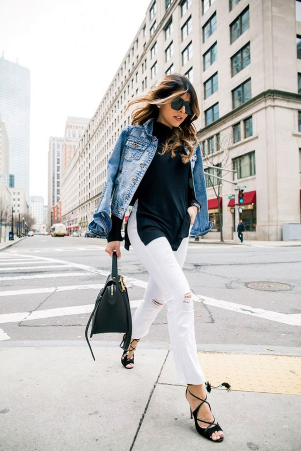 White Jeans Outfits (1)