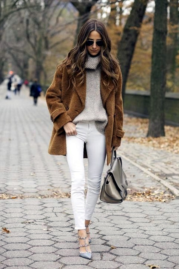 White Jeans Outfits (3)