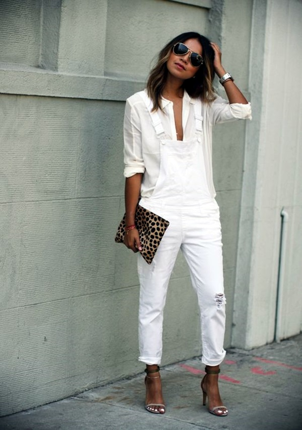 White Jeans Outfits (4)