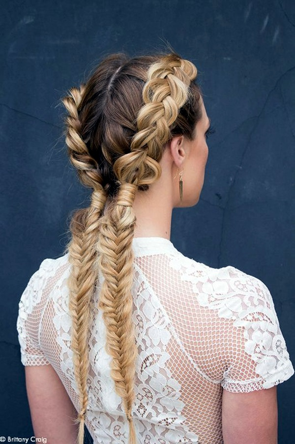Bohemian Hairstyles for Women (11)